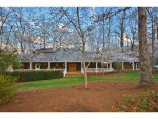 280  Browns Point  , Dawsonville, GA 30534 (MLS #5512908) :: The Buyer's Agency