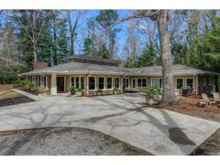 5465  Hulsey Circle  , Gainesville, GA 30504 (MLS #5515150) :: The Buyer's Agency