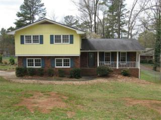 235  Windy Court SW , Lilburn, GA 30047 (MLS #5515195) :: The Buyer's Agency