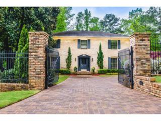 5088  Vernon Oaks Drive  , Dunwoody, GA 30338 (MLS #5527924) :: The Zac Team @ RE/MAX Metro Atlanta