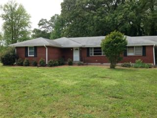 1537  Rockbridge Road  , Stone Mountain, GA 30087 (MLS #5532884) :: The Buyer's Agency