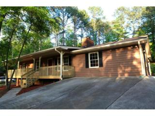 2373  Buckley Court  , Austell, GA 30106 (MLS #5533852) :: North Atlanta Home Team