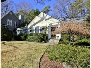 1220  University Drive NE , Atlanta, GA 30306 (MLS #5375438) :: The Zac Team @ RE/MAX Metro Atlanta