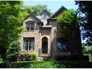 316  Delmont Drive NE , Atlanta, GA 30305 (MLS #5399141) :: The Buyer's Agency