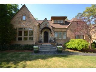 1282  Oxford Road  , Atlanta, GA 30306 (MLS #5501659) :: The Buyer's Agency