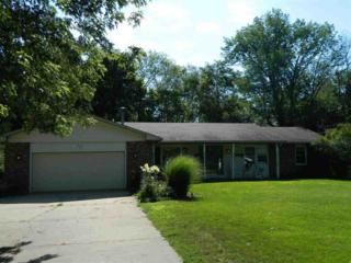 1707 S Briarwood Dr  , Warsaw, IN 46580 (MLS #201440892) :: Tamara Braun Realtor Re/Max Results