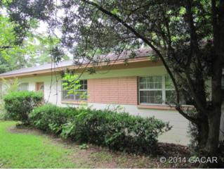 1715  34TH Place NW , Gainesville, FL 32605 (MLS #355701) :: Florida Homes Realty & Mortgage
