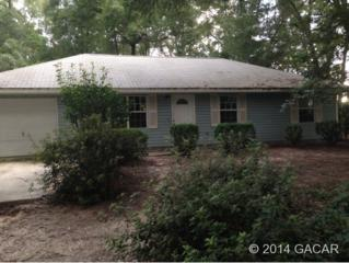 11902  164th Terrace NW , Alachua, FL 32615 (MLS #356063) :: Florida Homes Realty & Mortgage
