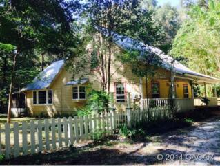 258  Woodland Avenue SW , High Springs, FL 32038 (MLS #357477) :: Florida Homes Realty & Mortgage