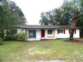 4618  1st Avenue SE , Gainesville, FL 32641 (MLS #359169) :: Florida Homes Realty & Mortgage