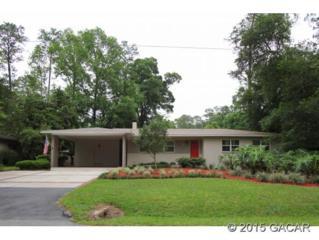 4113 NW 15th Street  , Gainesville, FL 32605 (MLS #362537) :: Bosshardt Realty