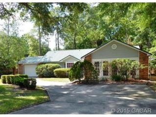 5111 NW 35th Place  , Gainesville, FL 32606 (MLS #363823) :: Bosshardt Realty