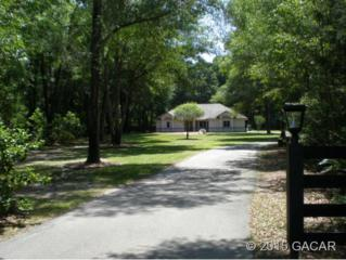 4303 SW 180th Street  , Newberry, FL 32669 (MLS #363839) :: Bosshardt Realty
