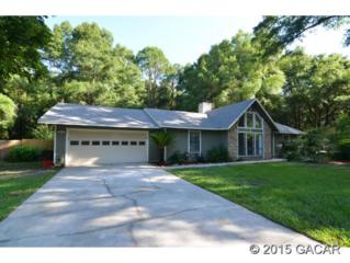 7326 SW 17th Place  , Gainesville, FL 32607 (MLS #365083) :: Bosshardt Realty