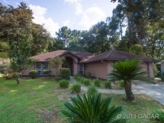 1128  82nd Terrace SW , Gainesville, FL 32607 (MLS #355633) :: Florida Homes Realty & Mortgage