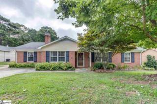 9  Oak Glen Drive  , Greenville, SC 29607 (#1284993) :: Hamilton & Co. of Keller Williams