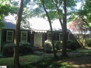 305  Fairview Drive  , Greenville, SC 29609 (#1285691) :: Hamilton & Co. of Keller Williams