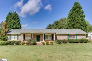 134  Eastview Circle  , Simpsonville, SC 29681 (#1289631) :: Hamilton & Co. of Keller Williams