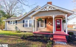 107  Robinson Avenue  , Easley, SC 29640 (#1291313) :: Hamilton & Co. of Keller Williams