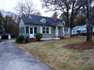 711  Church Street  , Laurens, SC 29360 (#1291414) :: Hamilton & Co. of Keller Williams