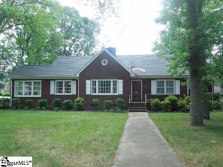 44  Clarendon Avenue  , Greenville, SC 29609 (#1301665) :: Hamilton & Co. of Keller Williams