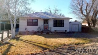 2861  Texas Avenue  , Grand Junction, CO 81501 (MLS #673580) :: Keller Williams CO West / Diva Team