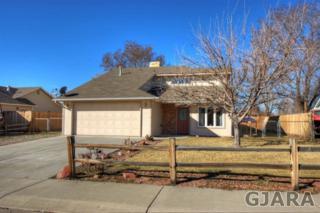 535  Shanne Street  , Grand Junction, CO 81504 (MLS #674296) :: Keller Williams CO West / Diva Team