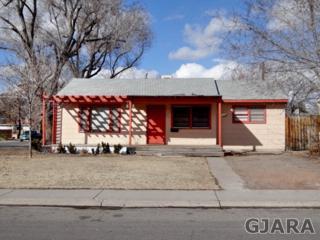 802  Hall Avenue  , Grand Junction, CO 81501 (MLS #674445) :: Keller Williams CO West / Diva Team