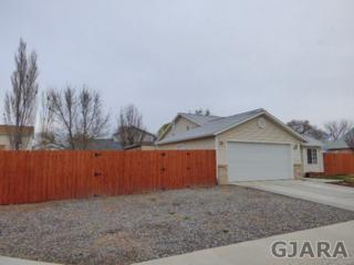 3002  Grand Meadow Avenue  , Grand Junction, CO 81504 (MLS #674657) :: Keller Williams CO West / Diva Team