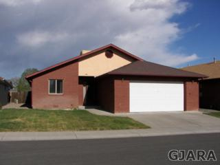 592 E Greenfield Circle  , Grand Junction, CO 81504 (MLS #675366) :: Keller Williams CO West / Diva Team