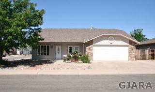 701  Willow Creek Avenue  , Grand Junction, CO 81505 (MLS #676075) :: Keller Williams CO West / Diva Team