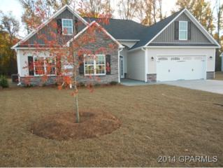 2906  Cresset Drive  , Winterville, NC 28590 (MLS #113126) :: Tyre Realty Group