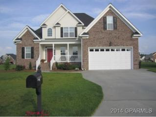 308  Guiness Drive  , Winterville, NC 28590 (MLS #115160) :: The Liz Freeman Team - RE/MAX Preferred Realty