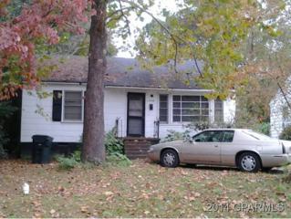 1702  George Street  , Kinston, NC 28501 (MLS #116094) :: The Liz Freeman Team - RE/MAX Preferred Realty