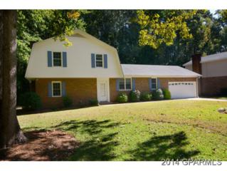 1905  Fairview Way  , Greenville, NC 27858 (MLS #116555) :: The Liz Freeman Team - RE/MAX Preferred Realty