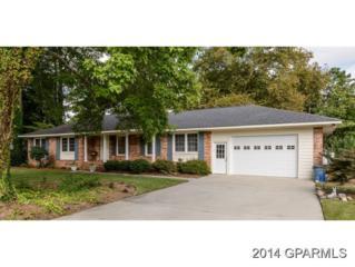 1105  Oakview Drive  , Greenville, NC 27858 (MLS #116612) :: The Liz Freeman Team - RE/MAX Preferred Realty