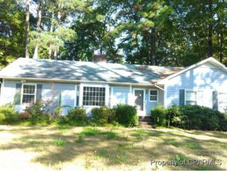 111  Ironwood Drive  , Greenville, NC 27834 (MLS #116841) :: The Liz Freeman Team - RE/MAX Preferred Realty