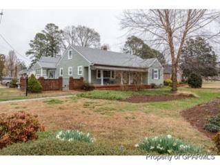 3526  Wilson Street E , Farmville, NC 27828 (MLS #118331) :: The Liz Freeman Team - RE/MAX Preferred Realty