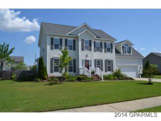 349  Barrel Drive  , Winterville, NC 28590 (MLS #114006) :: The Homer Tyre Team