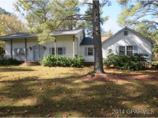 6114  County Home Road  , Winterville, NC 28590 (MLS #116425) :: The Liz Freeman Team - RE/MAX Preferred Realty