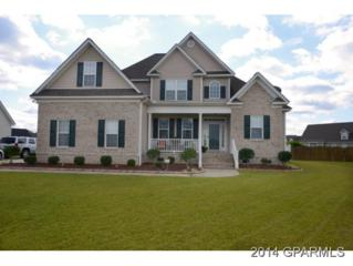 366  Windmill Drive  , Winterville, NC 28590 (MLS #116448) :: The Homer Tyre Team