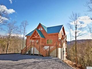 4769  Nottingham Heights Way  Lot #159 4Br, Pigeon Forge, TN 37863 (#192775) :: The Terrell Team