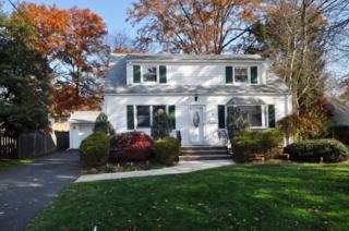 5  Clement Pl  , Fanwood Boro, NJ 07023 (MLS #3192959) :: The Dekanski Home Selling Team