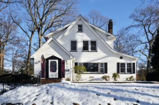 52  Chetwood Terrace  , Fanwood Boro, NJ 07023 (MLS #3197908) :: The Dekanski Home Selling Team