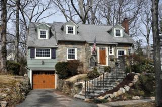 55  Kempshall Ter  , Fanwood Boro, NJ 07023 (MLS #3205380) :: The Dekanski Home Selling Team