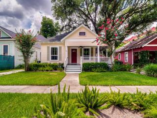 411  Harvard St  , Houston, TX 77007 (MLS #27307102) :: Carrington Real Estate Services