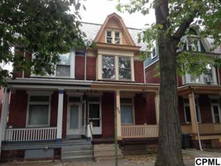 1932  Chestnut Street  , Harrisburg, PA 17104 (MLS #10259369) :: The Heather Neidlinger Team