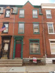 1606  Susquehanna St.  , Harrisburg, PA 17102 (MLS #10259693) :: The Heather Neidlinger Team