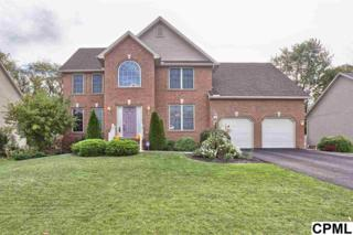 63  Stone Run Drive  , Mechanicsburg, PA 17050 (MLS #10260294) :: Teampete Realty Services, Inc