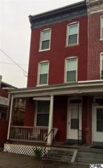 1629  Chestnut St  , Harrisburg, PA 17104 (MLS #10261975) :: The Heather Neidlinger Team